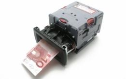 Aggiornamento validatori lettori di banconote